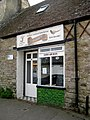 Old fashioned butcher shop - Corfe - geograph.org.uk - 1498141.jpg