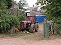 Old tractor at Dan-y-graig - geograph.org.uk - 217091.jpg