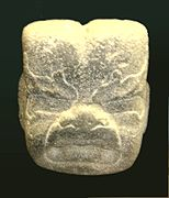 Olmec stone were-jaguar face.jpg