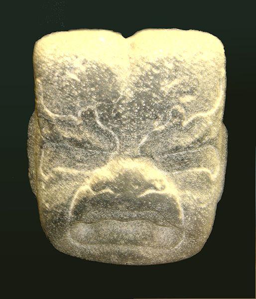 File:Olmec stone were-jaguar face.jpg