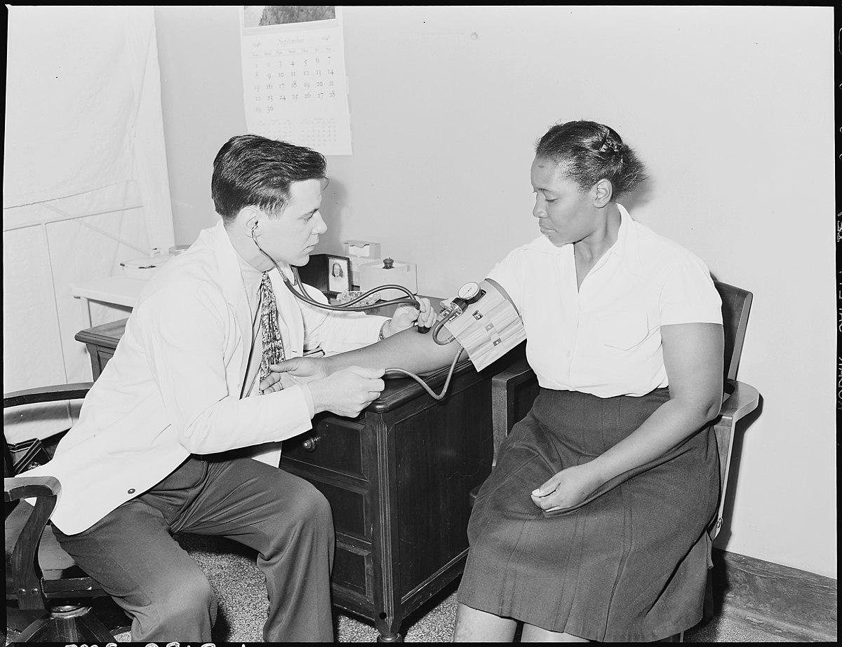 Efectos daninos de la hipertension