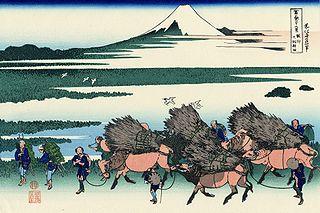 Ōno Shinden in Suruga Province