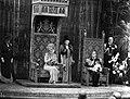 Opening Staten Generaal. Juliana spreekt de troonrede uit , Bestanddeelnr 903-0128.jpg