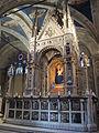 Orsanmichele, interno, tabernacolo dell'orcagna 03.JPG