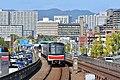 Osaka Metro 3000 series at Momoyamadai Station 2019-11-17 (49926099746).jpg