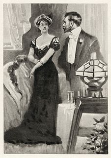 <i>An Ideal Husband</i> play by Oscar Wilde