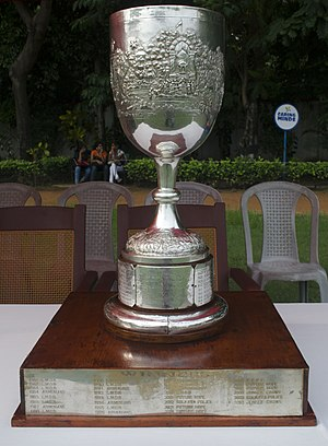 Rugby union in India - The Other Calcutta Cup Trophy