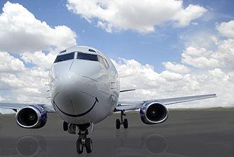 Aviacsa - Image: Otheraviacsaplane