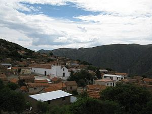 Cornelio Saavedra Province