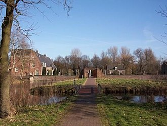 Heemstede Castle - Image: Oudeslot