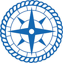Outward Bound Compass Rose Logo used by schools around the world.