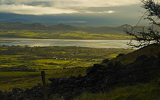 Tiobóid mac Walter Ciotach Bourke - The Ox Mountains were frequently used by the Ulster rebels as route into Connacht.