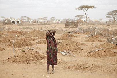 Oxfam East Africa - A mass grave for children in Dadaab.jpg