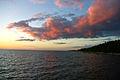 Päikeseloojangu pilved Suurpeal.jpg