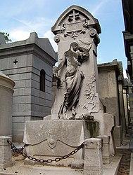 Tomb of Napoléon Henri Reber
