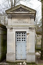 Tomb of Chevalier and Moreau