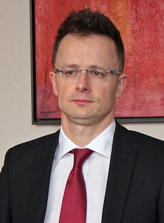Government of Hungary - Péter Szíjjártó
