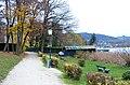 Pörtschach Johannaweg Park und österreichische Wasserrettung 17112013 120.jpg