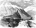P.B. Sion dans la Vallée du Térek. Floriant Gille. Lettres sur le Caucase et la Crimée. 1859. P.248.jpg