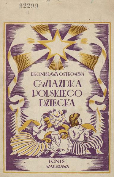 File:PL Bronisława Ostrowska - Gwiazdka polskiego dziecka.djvu