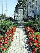 PL Warsaw Józef Bem monument