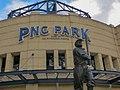 PNC Park Pittsburgh front entrance gate.jpg