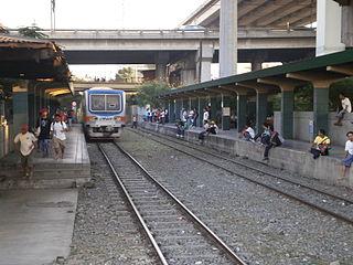EDSA station (PNR)