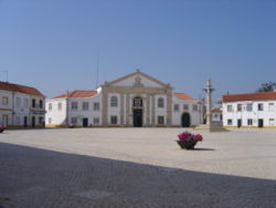Manique do Intendente. Praça dos Imperadores