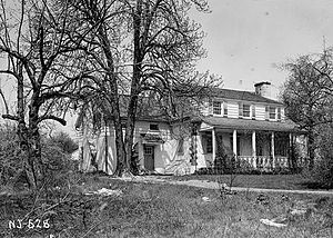 National Register of Historic Places listings in Franklin Lakes, New Jersey - Image: Packer House