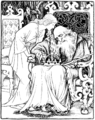 Page facing 120 illustration in More Celtic Fairy Tales.png
