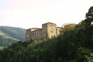 Allande - Palace of Cienfuegos de Peñalba