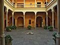 Palacio de los Córdova (Granada). Patio.jpg
