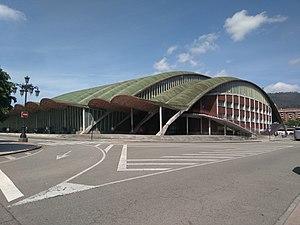 Palacio de los Deportes de Oviedo - Image: Palacio de los Deportes de Oviedo 2