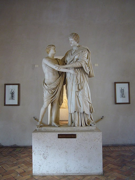 Palazzo Altemps - Oreste e Elettra 1010537