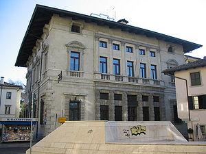 Palazzo Antonini, Udine - Palazzo Antonini in Udine.