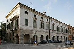 Palacio Civena, Vicenza (1540-1542)