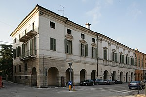 Palazzo Civena - Palazzo Civena in Vicenza