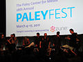 PaleyFest 2011 - Freaks and Geeks-Undeclared Reunion - the cast signs for fans (5525057744).jpg