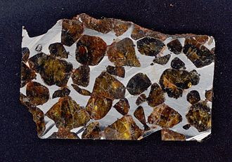Pallasovka (meteorite) - Image: Pallasovka