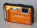 Panasonic Lumix DMC-TS3 (orange) 02.JPG