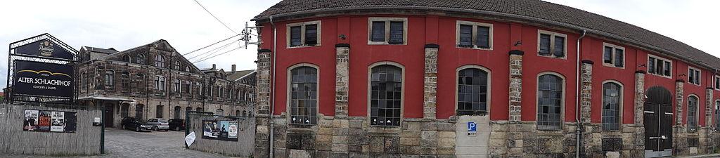 Alter Schlachthof Dresden Hotels In Der Nahe