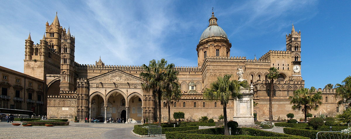 0cd44840f0 Palermo Cathedral - Wikipedia