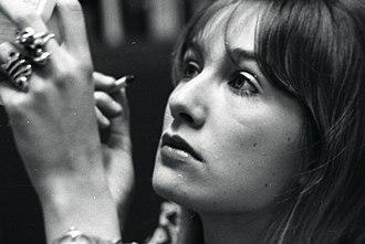 Daria Nicolodi - Daria Nicolodi photographed by Paolo Monti in 1970