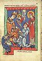 Papst Innozenz übergibt eine Sammlung Predigten.jpg