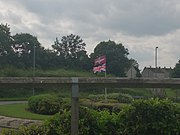 Parachute Regiment Flag Ballymena
