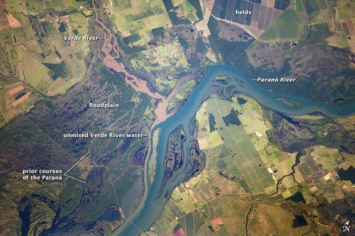 Paraná River Floodplain