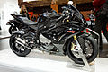 Paris - Salon de la moto 2011 - BMW - S1000 RR noir - 001.jpg