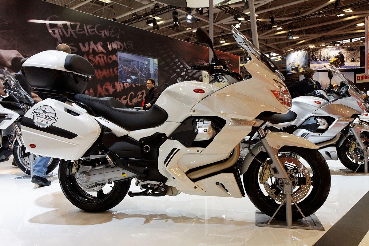 Moto Guzzi Norge 1200 – Wikipedia