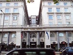 Sheraton Grand London Park Lane Hotel