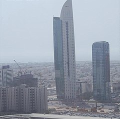 Park Place Under Construction on 1 May 2007.jpg